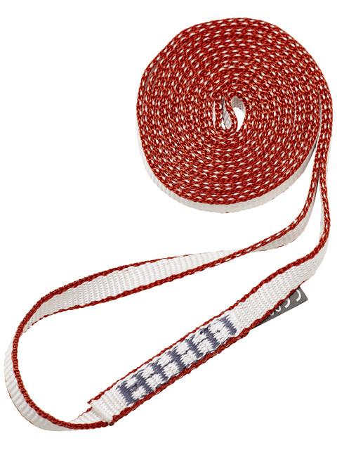 Petzl St'Anneau - 120cm rouge/blanc